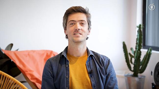 Rencontrez Enguerand , CEO - Josepho