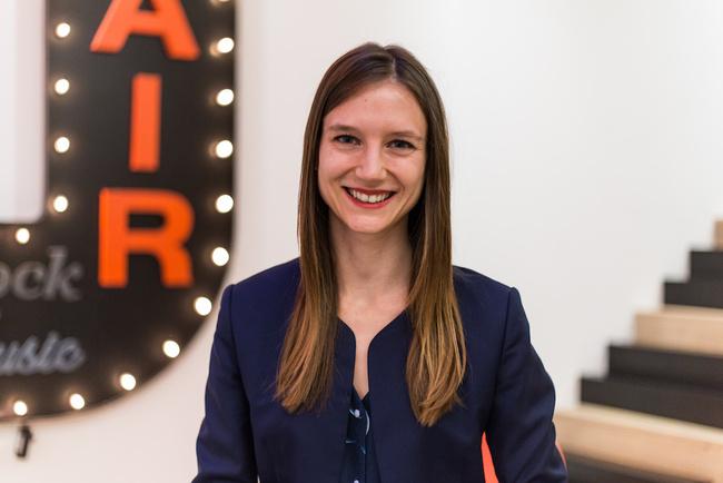 Rencontrez Laure, Senior Consultant