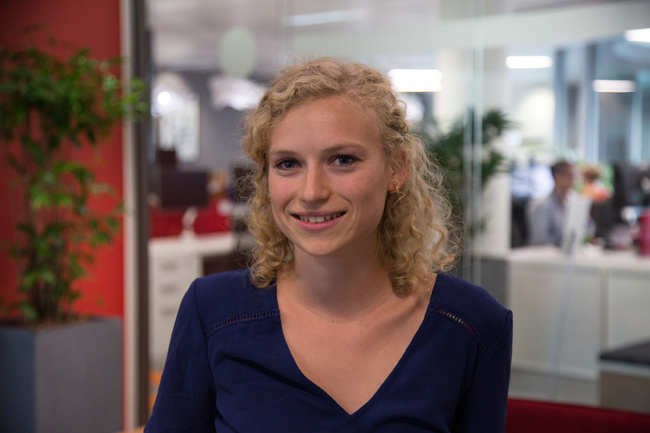 Meet Clotilde, Software Engineer