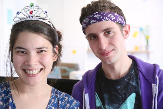 Rencontrez Sophie & David, Développeurs