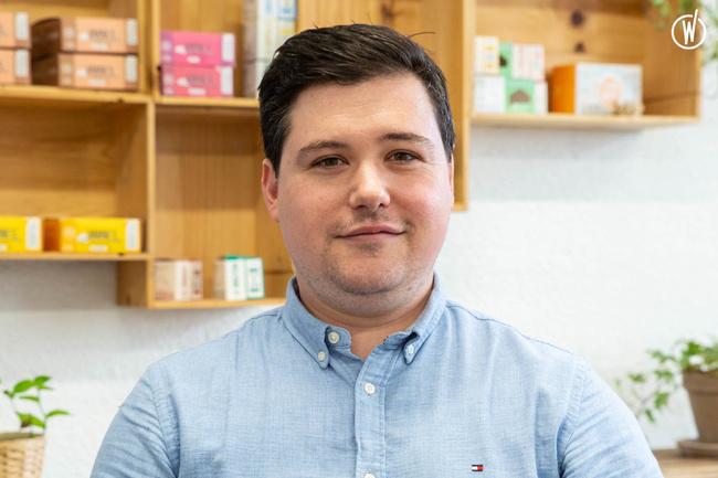 Rencontrez Bastien, Co fondateur