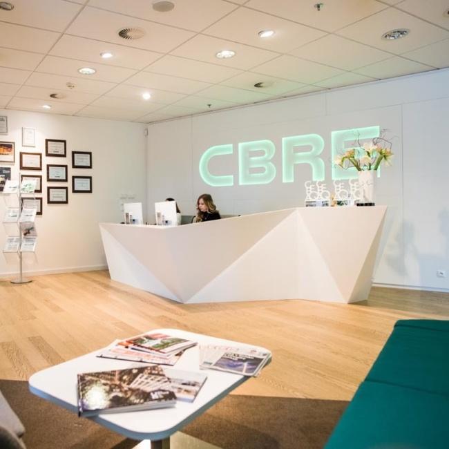 Práce odhadce - CBRE