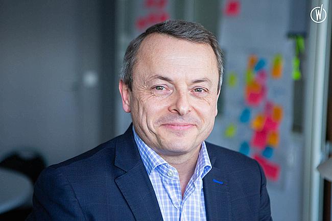 Rencontrez Thierry, Directeur de l'Unité d'Affaires ITN, Directeur Général Adjoint - Sofrecom
