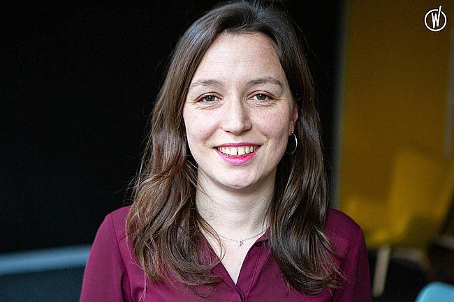 Rencontrez Morgane, Consultante Senior en Change Management - Sofrecom