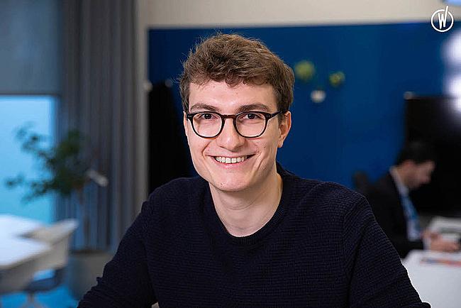 Rencontrez Arnaud, Ingénieur R&D Quantique aux Clayes-sous-Bois - Atos
