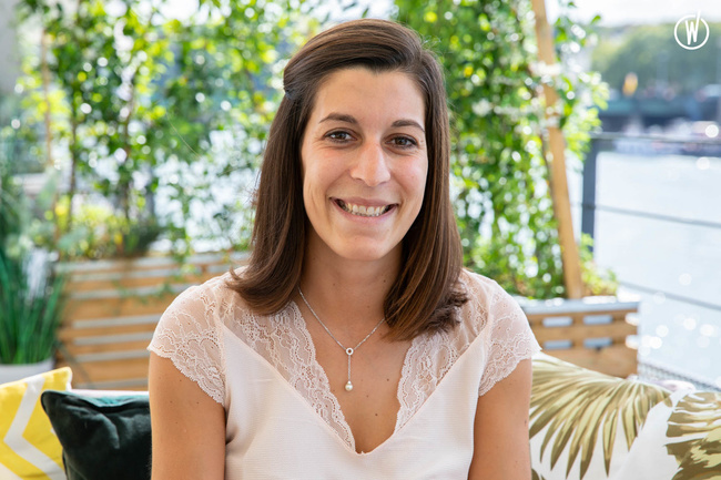 Rencontrez Adélaïde, Head of Sales - Click&Boat