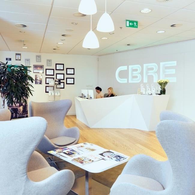 Organizace eventů a interní komunikace - CBRE