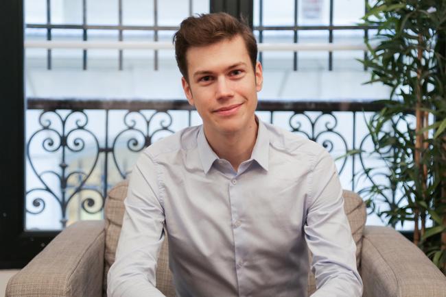 Rencontrez Florian, Co-Fondateur et CTO