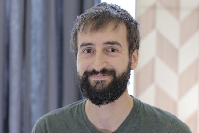 Rencontrez Olivier, Développeur