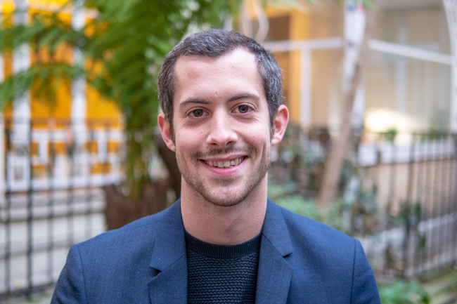 Rencontrez Nicholas, CEO - Manners