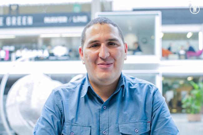 Rencontrez Soufian, Community Manager - PANDA Guide