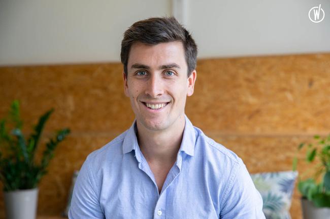Rencontrez Matthieu, CEO et Co Fondateur