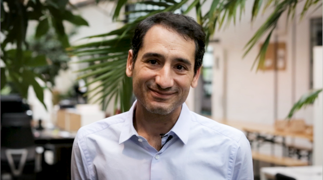 Rencontrez Nicolas, Fondateur et CEO