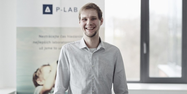 Ondra Vik, Key Account Manager - P-LAB