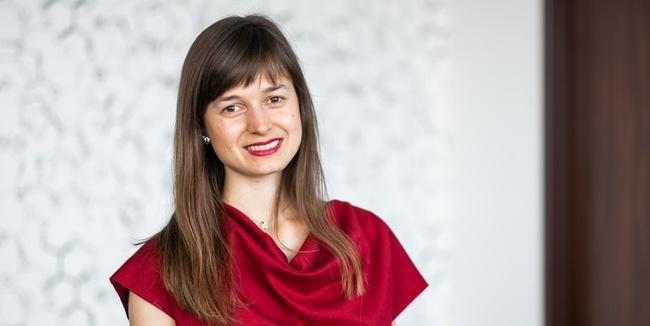 Barbora Bílková, Team Leader zákaznického oddělení - P-LAB