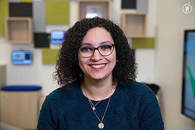 Rencontrez Samia J, Manager IA & Analytics, Consulting à Paris - Atos