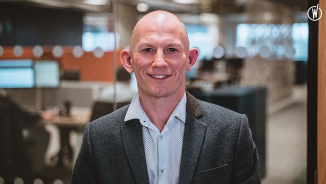 Adam, Director Transformation & QMS - Quadient