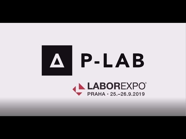 P-LAB na veletrhu LaborExpo 2019 - P-LAB