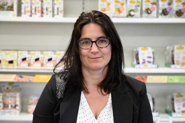 Rencontrez Gaëtane, directrice d'usine - COLOR FOODS