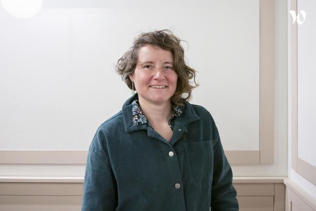 Rencontrez Camille, Cofounder et co-CEO - Goshaba