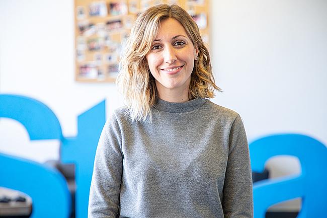 Discover Marta, Head of Human Resources - Stuart