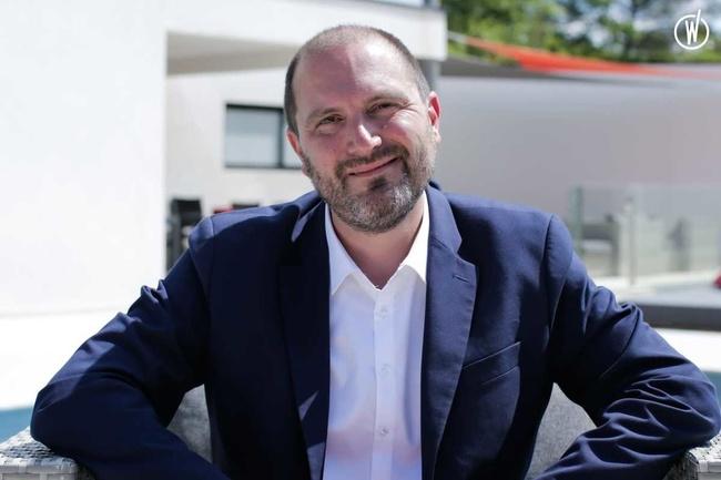 Rencontrez Nicolas, Directeur Général Adjoint Privilège Courtage - Groupe Quintésens