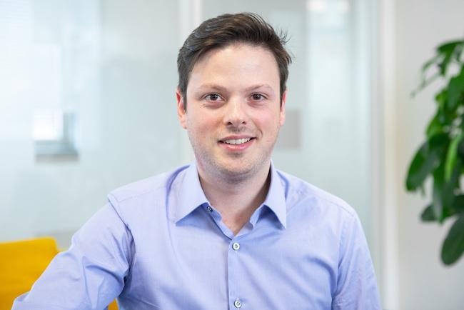 Rencontrez Maxence, Chef de projets - RATP Smart Systems