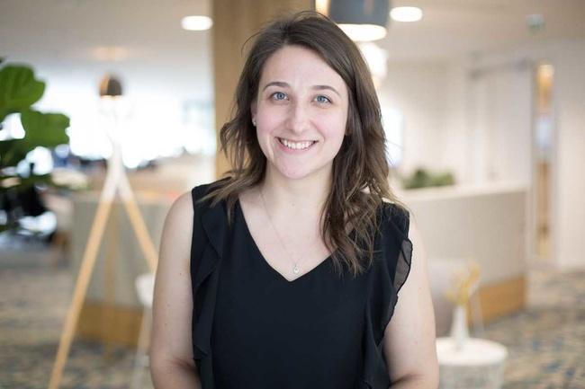 Rencontrez Justine, Consultante senior Change