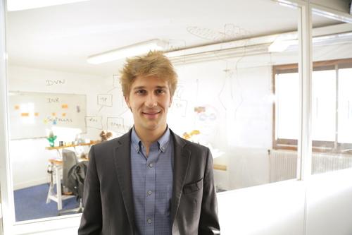 Rencontrez Martin, Key Account Manager  - Incenteev