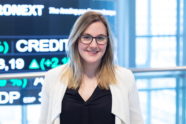 Meet Shelley, Commercial Manager Real Time Market Data - Euronext