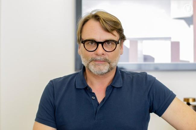 Meet Cédric, Creative Director - 14 SEPTEMBRE