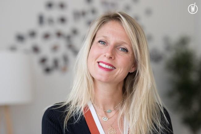 Rencontrez Caroline, CEO & Fondatrice - Ignition Program
