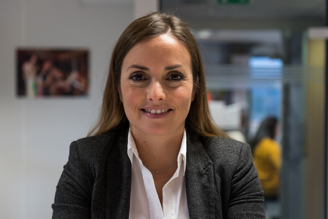 Rencontrez Pauline, Consultante Commerciale
