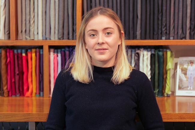 Rencontrez Clélie, Assistante de la Directrice de Samson Saint Augustin