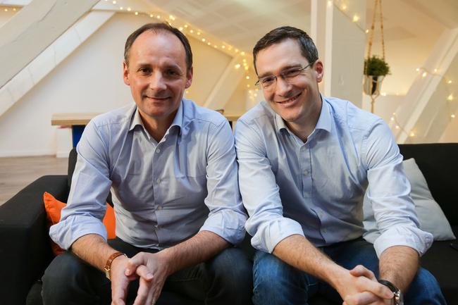 Rencontrez Philippe et Christian, Co-Fondateurs - ManoMano