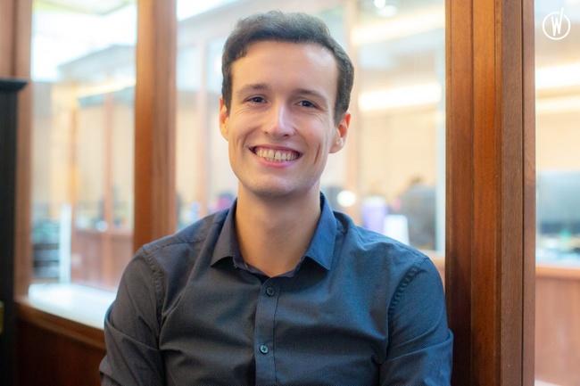 Rencontrez Guillaume, Co-fondateur & CCO - Golem.ai