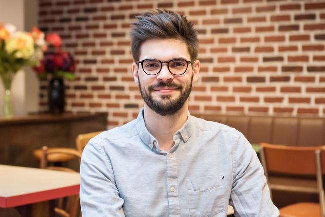 Rencontrez Maxime, Lead Database engineer