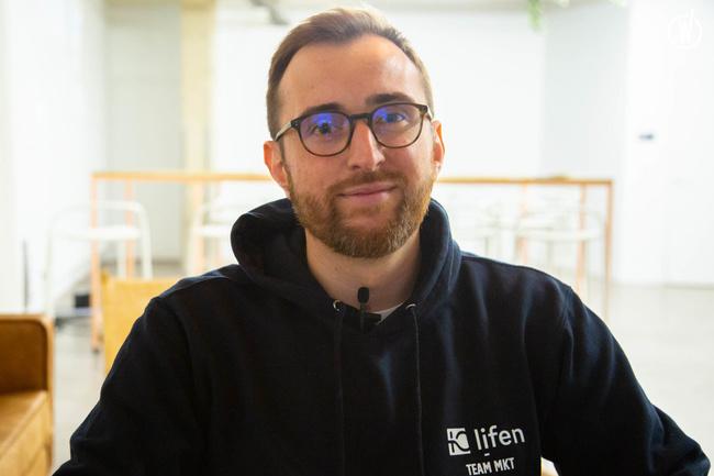 Rencontrez Guillaume, CMO - Lifen