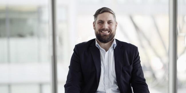 Michal Merta, Security Senior Manager