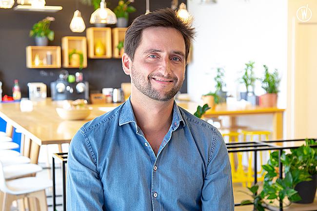 François-Xavier, Directeur Général France - Outbrain