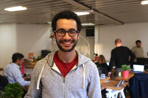 Rencontrez Nadjib, Developer PHP Symfony  - Incenteev