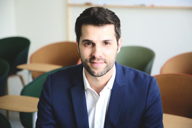 Rencontrez  Matthieu, Digital Transformation Manager