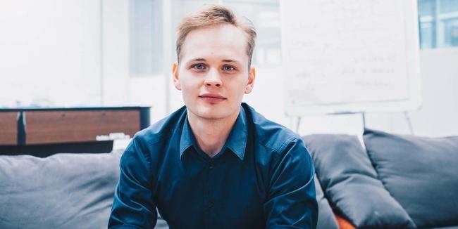 Tomáš Suchánek, Sales Manager - Apptc.me