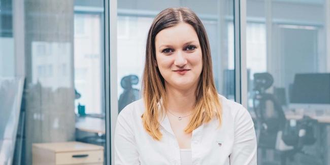 Nikola Barchánková, HR Recruiter - Apptc.me