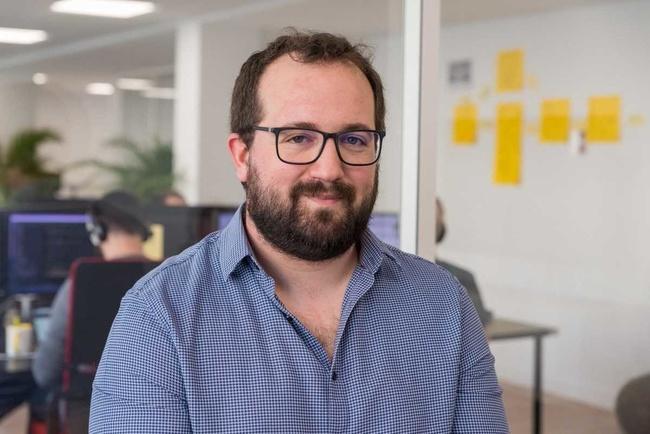 Rencontrez Amaury, CEO