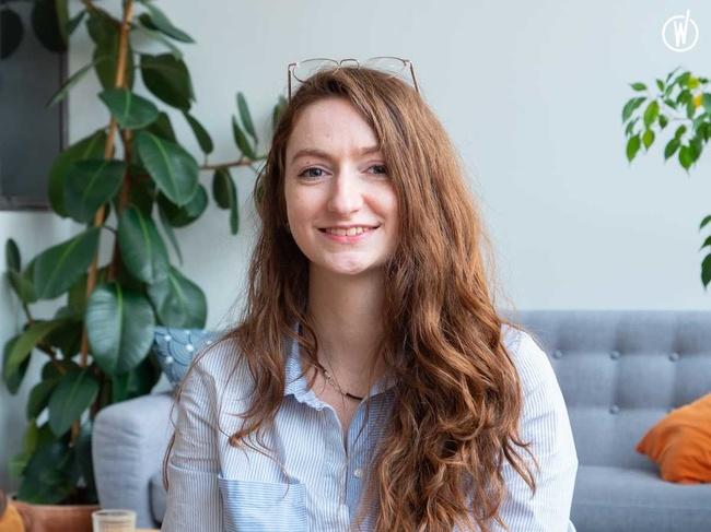 Rencontrez Ophélie, People Operation Specialist - Kpler