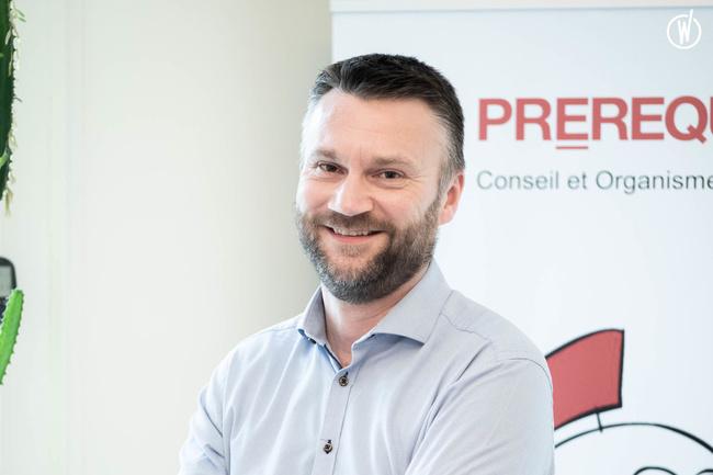 Rencontrez Franck, directeur de la BU DATA