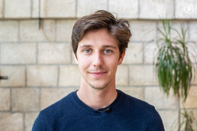 Rencontrez Sébastien, business developer - Wecandoo
