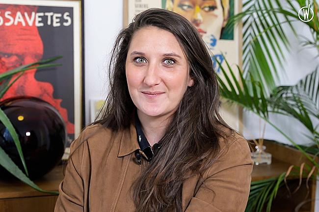 Rencontrez Laura , Co-gérante  - L' Immobilière Béryl