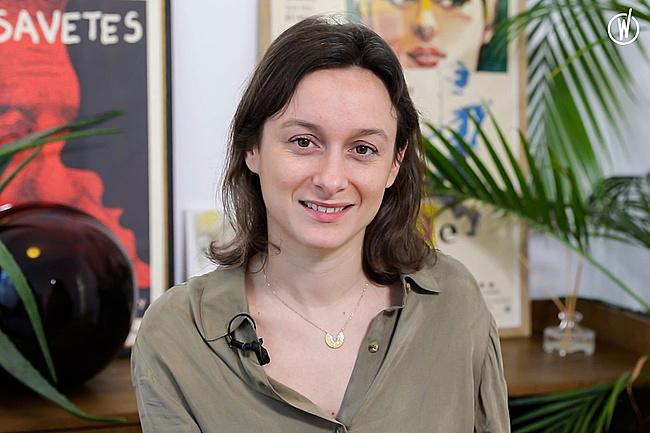 Rencontrez Marie, Co-gérante  - L' Immobilière Béryl